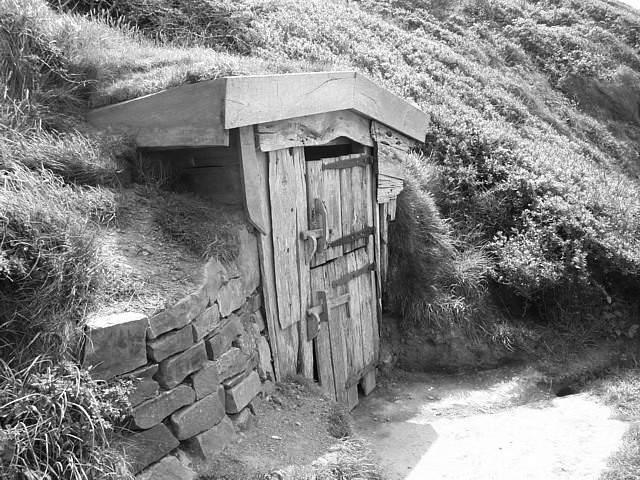 Morwenstow Hawkers Hut